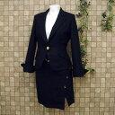 【アウトレット】 ウール 100% ベルト付き ミニスカートスーツ スカートスーツ ミニスカート ミニスカ スカート テーラードジャケット テーラード ジャケット スーツ レディース 婦人服 長袖 共布ベルト ベルト 1つボタン 2ポケット 総裏地付き