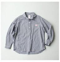 ダントンギンガムチェックショールカラープルオーバーシャツOxfordPulloverL/SShirts(#JD-3568TRD)DANTON(メンズ)【2017秋冬】*送料無料****