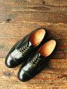 サンダース Military Derby shoe (#11...