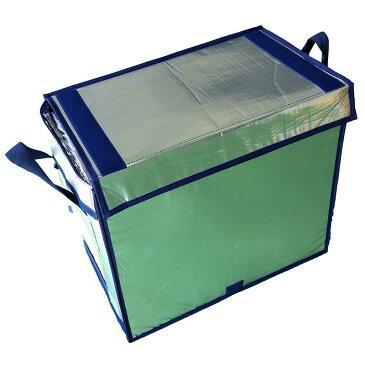 【5箱】 折り畳み式 軽トラ 用 極厚 長時間 保冷 ボックス KTB-RF-Z 容量75L 軽トラック クーラー バッグ 3UD