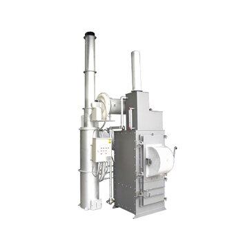 【代引不可】【個人宅配送不可】【東北(北)・九州】 焼却炉 万能用 大型ゴミ・水冷式 IHGII-600N 大容量・長時間運転を実現 DAITO 金T