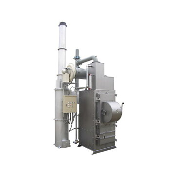 【代引不可】【個人宅配送不可】【東北(北)・九州】 焼却炉 万能用 大型ゴミ・水冷式 IHJII-600N 排ガス浄化システム搭載 DAITO 金T