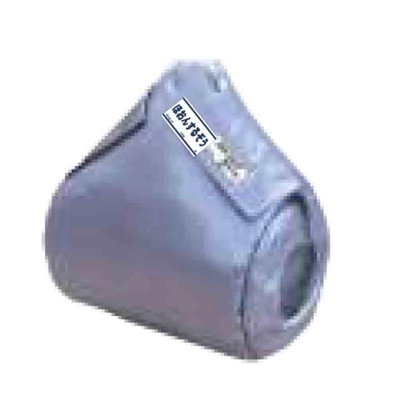 断熱カバー ほおんするぞう Yトレーナー口径40A用カバー 工場内汎用品放熱を最小限に抑える マジックテープで脱着簡単 マイセック 個人宅配送不可 代引不可