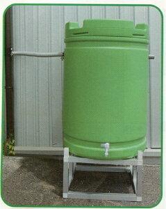 雨水タンク185L緑