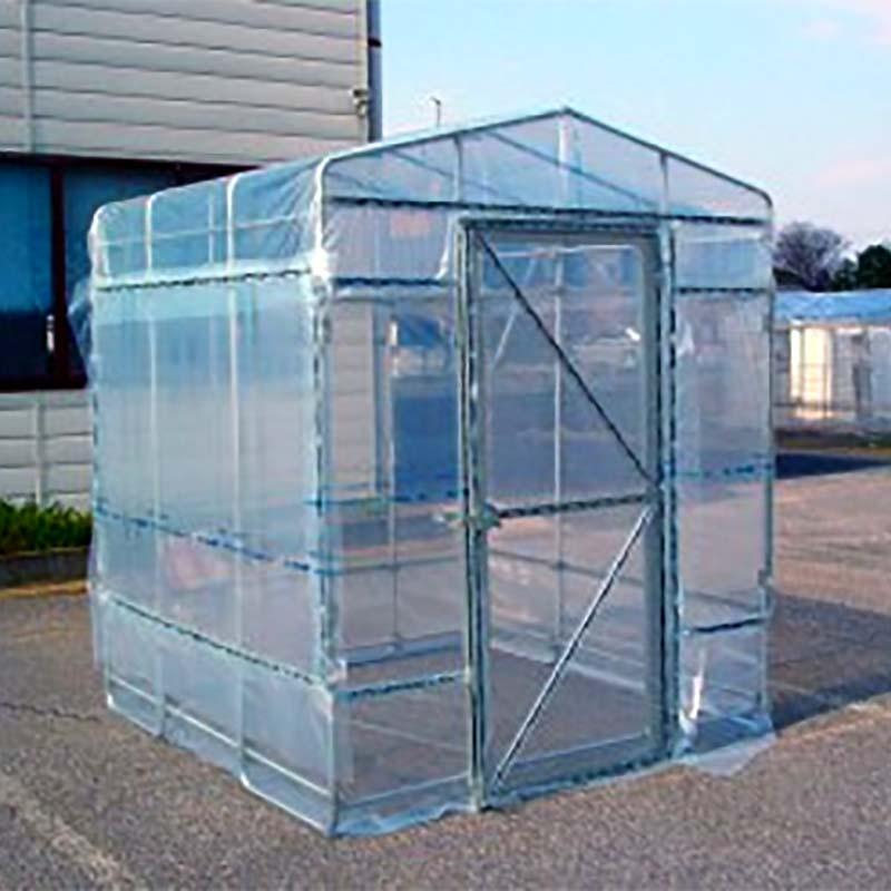 ヒロガーデン 家庭菜園ミニビニールハウス 1坪タイプ