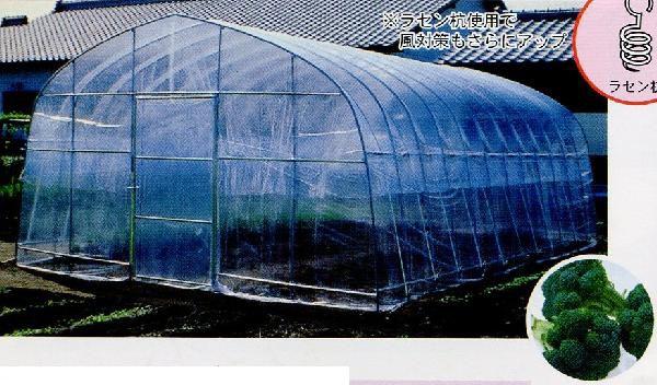 【 9.5坪 用】 ビニールハウス 菜園ハウス H-4572 9.5坪用 西7 南栄工業 D:農業用品販売のプラスワイズ