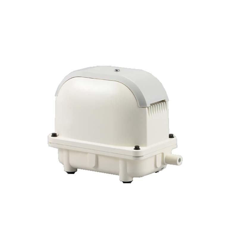 浄化槽用エアーポンプ ブロワポンプ AK-60D 空気量60L/分  AC-100V 工進 KOSHIN 省エネタイプ 低騒音 低振動 シB  代引不可
