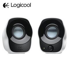 【送料無料】Logicool Z120BW ステレオスピーカー Z120 ブラック&ホワイト【在庫目安:お取り寄...