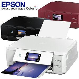 EPSON(エプソン) A4インクジェットプリンター Colorio(カラリオ) [EP-807AB (ブラック) / EP-...