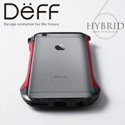 DeffCLEAVEHybridBumperforiPhone6DCB-IP6A6CA�ǥ�����iPhone6�б��ϥ��֥�åɥ���ߥ����ܥ�Х�ѡ�������