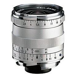 【送料無料】コシナ 170603 Carl Zeiss Biogon T* 2.8/ 25 ZMマウント シルバー【在庫目安:お取り寄せ】  カメラ 単焦点レンズ 交換レンズ レンズ 単焦点 交換 マウント ボケ