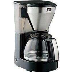 【送料無料】メリタジャパン MKM-4101/B エコノミカル 大容量コーヒーメーカー ミアス 10カップ ブラック【在庫目安:お取り寄せ】