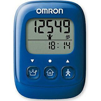 オムロン HJ-325-B 歩数計 (ブルー)【在庫目安:お取り寄せ】