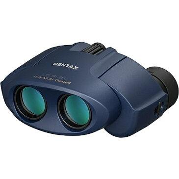 【送料無料】PENTAX 61802 双眼鏡 UP 8×21 ネイビー ポロプリズム 8倍 有効径21mm【在庫目安:お取り寄せ】