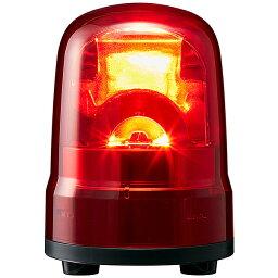 【送料無料】パトライト SKH-M1J-R 中型LED回転灯 赤 DC12〜24V【在庫目安:お取り寄せ】