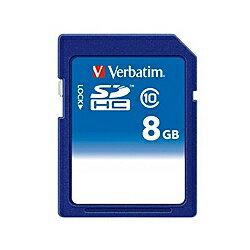 【送料無料】三菱ケミカルメディア SDHC8GJVB1 SDHC カード 8GB Class 10【在庫目安:お取り寄せ】