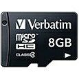 【送料無料】三菱ケミカルメディア MHCN8GYVZ1 microSDHCカード 8GB Class4 (SDアダプター無し)【在庫目安:お取り寄せ】