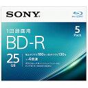 【送料無料】SONY 5BNR1VJPS4 ビデオ用BD-R 追...