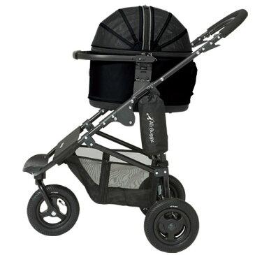 エアバギー【Air Buggy】 ドーム2シリーズ ブレーキモデル ドーム2 S / ブラック○