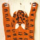 Tiger Carpet かわいい 虎の敷物 トラの敷物 マット ハンドメイド 手作り フェルト製タイガー ...