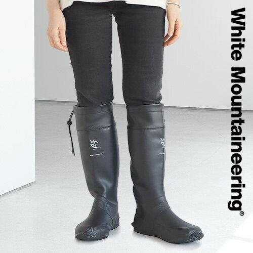 レインシューズ・長靴, ブーツ・長靴  14White Mountaineering PACKABLE RAIN BOOTS BC2071805