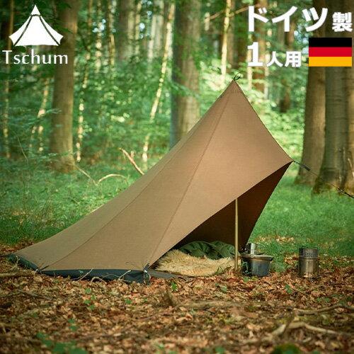 テント・タープ, テント  Tschum Cotton Tents KAMA 1P
