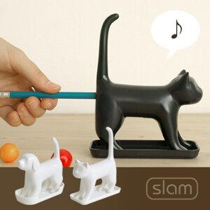 【あす楽18時まで】 削ると鳴く♪ 鉛筆削り Slam design シャープエンド sharp-end sharp-end Pup [ イヌ ネコ ユーモア Pencil Sharpner ステーショナリー] 【楽ギフ_包装】【楽ギフ_メッセ】 (S)