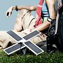 送料無料 ソーラー充電器 ソーラーパワー でデジタル機器を充電!エコ 太陽光 充電器 ソーラー ...