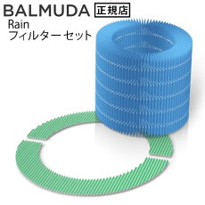 BALMUDARain用フィルターセット