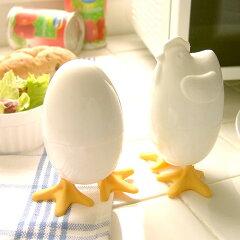 ゆで卵メーカー ゆでたまご 電子レンジ エッグクッカー 【あす楽16時まで】クイ…
