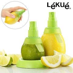 シュッとひと吹き レモンがそのままスプレーに変身★レモン レモン絞り 果汁 柑橘類 キッチン ...