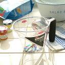 【あす楽14時まで】【 OXO 】 Angled Measuring Cup [M] オクソー アングルドメジャーカップ [M/500cc]◇デザイン plywood オシャレ雑貨