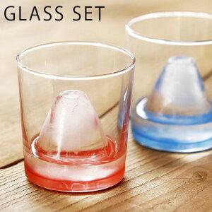 ワールドビジネスサテライト トレンドのたまご で紹介★富士山の氷がつくれる製氷器×グラス!...