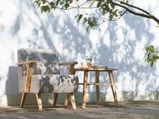 ASHアッシュチェア[天然木木製]北欧ナチュラルブラウン