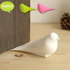 ドアをかわいく支えていてくれる小鳥のドアストッパー♪ ドアストッパー 小鳥 雑貨 DOVE かわい...