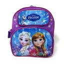 アナと雪の女王 ディズニー トドラーリュック(上にオラフ) Disney Frozen