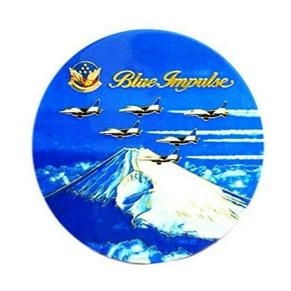 彫金アートステッカー航空自衛隊ブルーインパルス富士山NC003S