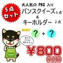 【5点セット】【大人気PKG入りパンスクイーズ】PKG入りパ...