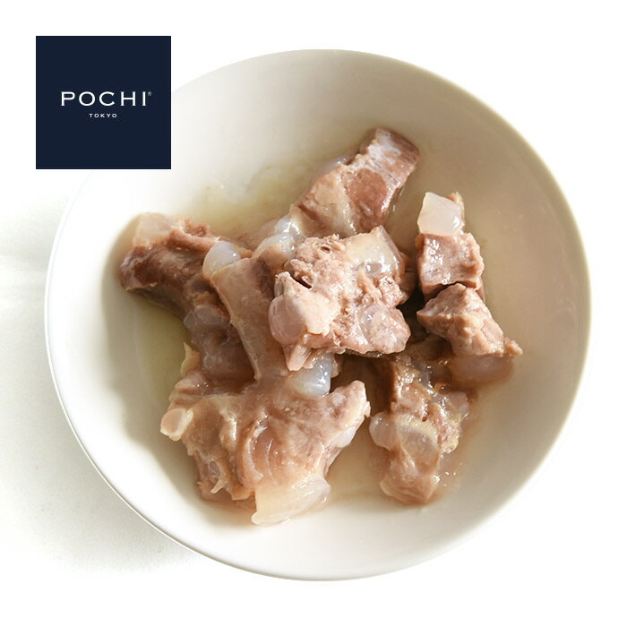 POCHI 豚バラ軟骨柔らか煮 60g