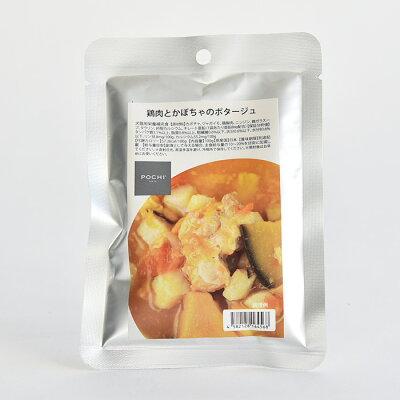POCHI鶏肉とかぼちゃのポタージュ100g