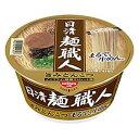 日清日清麺職人 とんこつ81g ×12食入