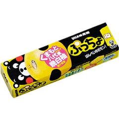 レビューでポイント2倍!4月発売★22%OFF味覚糖10粒ぷっちょ くまもと八代産晩白柚(ばんぺい...