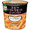 味の素 クノール スープDELIエビのトマトクリームスープパスタ41.2g×6個入 (スープデリ)