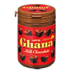 ロッテガーナミルクボトル チョコレート