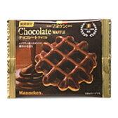 マネケン ベルギーワッフルチョコレートワッフル6個入