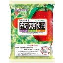 マンナンライフ蒟蒻畑 りんご味25g×12個入×12袋(アップル 林檎 こんにゃくゼリー)