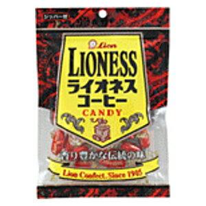 ライオン菓子100gライオネスコーヒーキャンディ6袋入