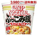 日清 90gカップヌードルぶっこみ飯 6食入