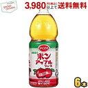 えひめ飲料 POM(ポン) ポンアップルジュース100% 800mlペットボトル 6本入 りんごジュース