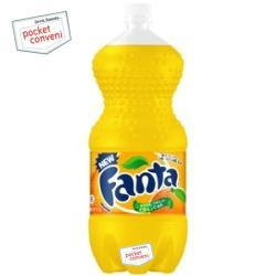 水・ソフトドリンク, 炭酸飲料 2L 6 ( Fanta 2000ml)